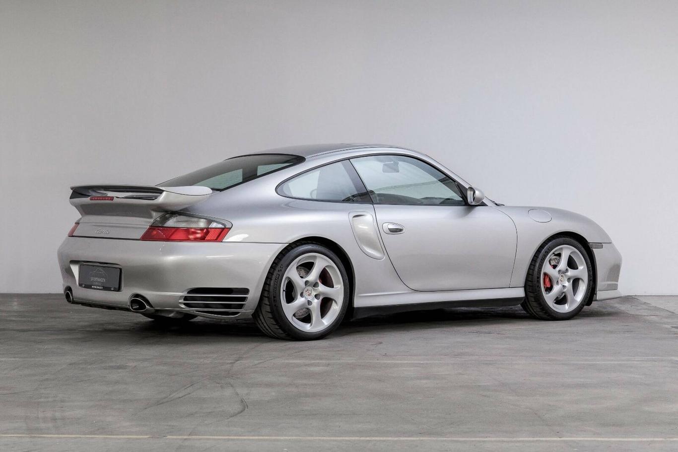 Porsche 996 Turbo >> Porsche 996 Turbo Aero Kit Service Book