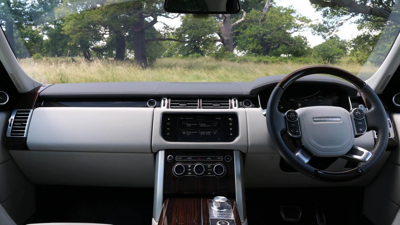 Range Rover Long Wheelbase >> Range Rover Svo 5 0 V8 Supercharged Autobiography Long Wheelbase