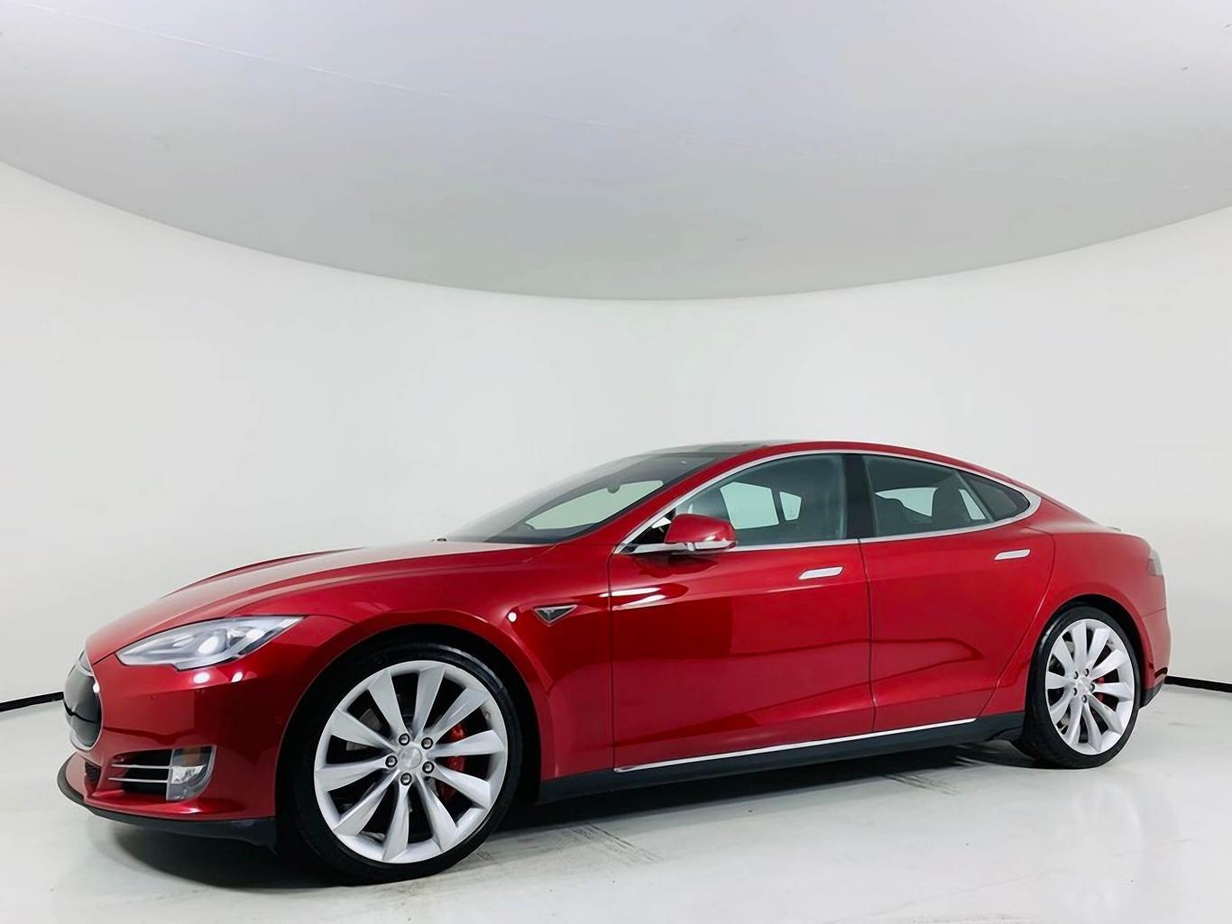 Tesla Model S P90D >> Tesla Model S P90d Awd Performance Hatchback