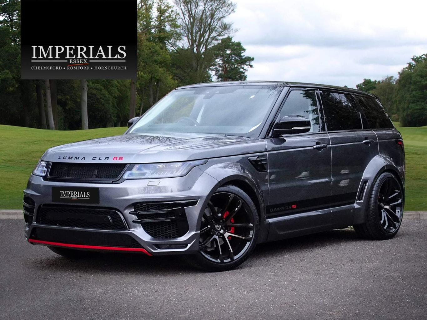 Land Rover Models >> Land Rover Range Rover Sport 30 Sdv6 Hse 2019 Model Full L Estate Choice Of Colours Automatic Diesel