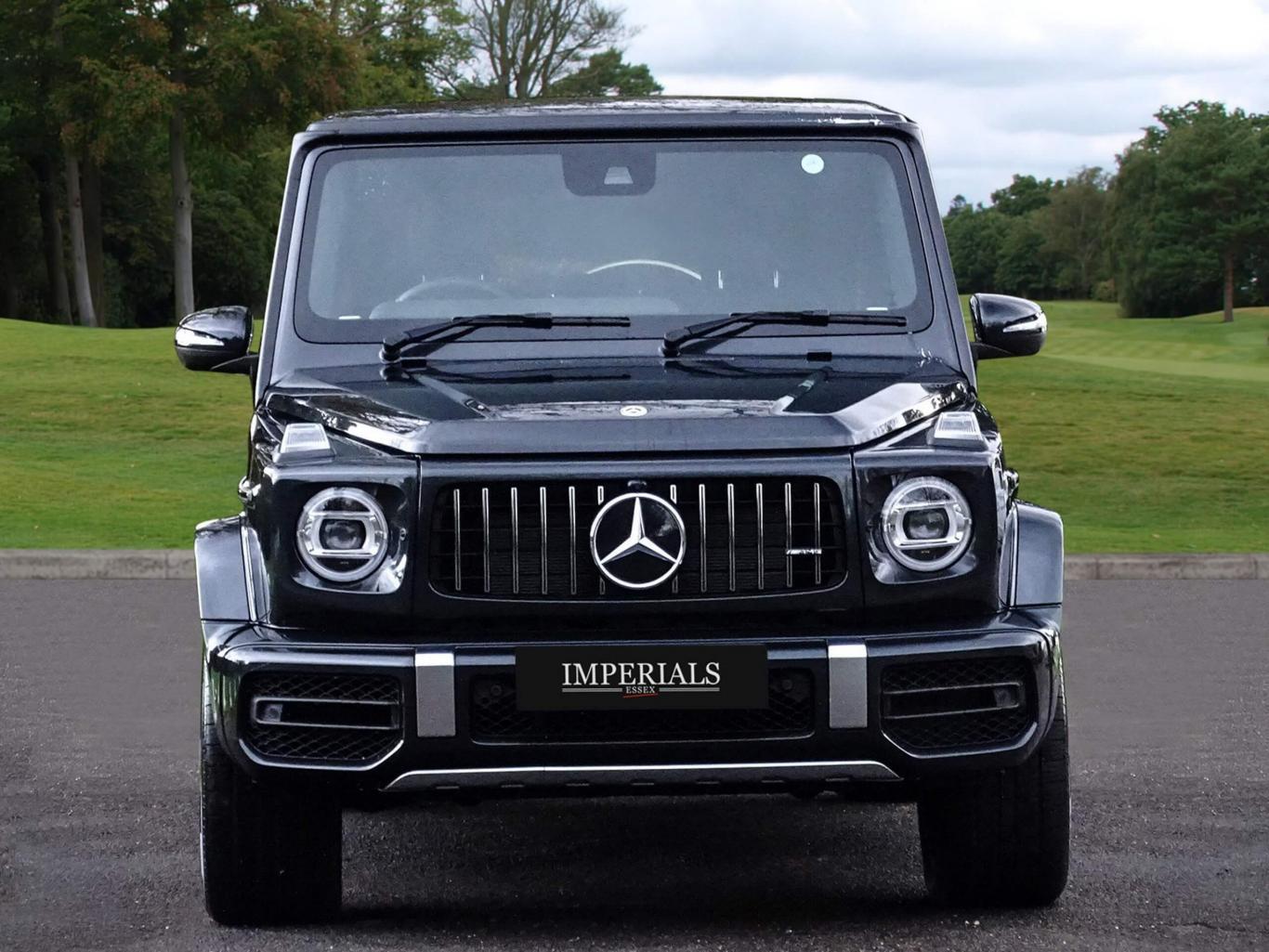 Mercedes New Model >> Mercedes Benz G63 Amg 40 V8 New 2019 Model 9 Speed 4x4 Magnetite Black Metallic Automatic Petrol