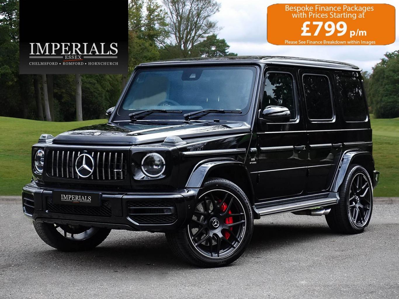 Wonderbaarlijk mercedes benz g63 amg 40 v8 new model vat q 9 speed 4x4 obsidian ZF-39