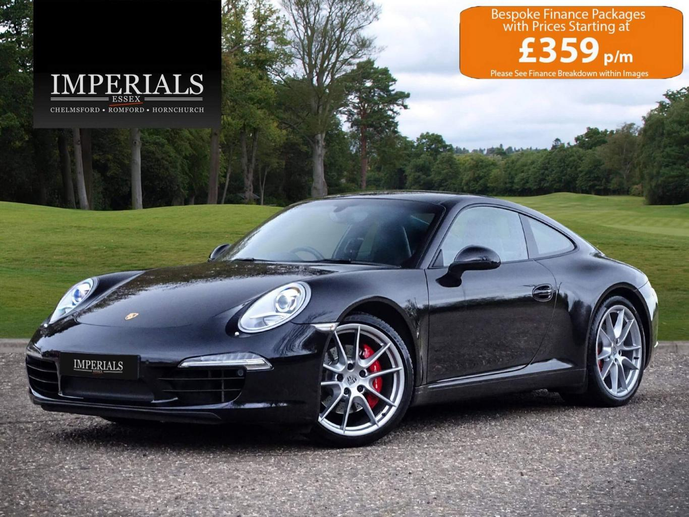 Porsche Carrera S >> Porsche 911 991 Carrera S Coupe Pdk 7 Spee Coupe Basalt Black Automatic Petrol